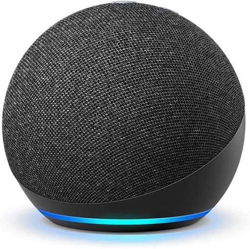 Novo Echo Dot (4ª Geração): Smart Speaker com Alexa.