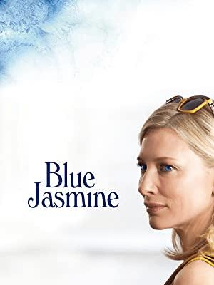 Capa do filme Blue Jasmine.