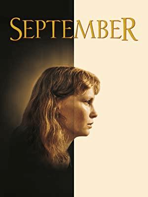 Capa do filme Setembro.