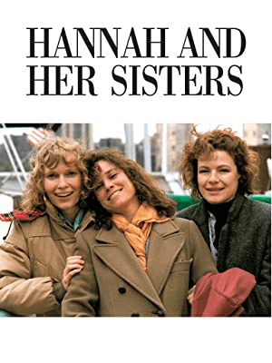 Capa do filme Hannan e Suas Irmãs.
