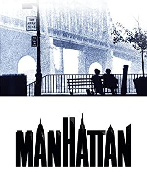 Capa do filme Manhattan.