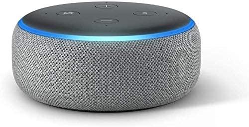 Modelo Echo Dot (3ª Geração): Smart Speaker com Alexa.