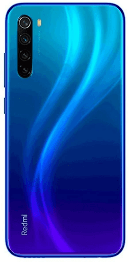 Celular Redmi Note 8 - 64 GB da Xiaomi.