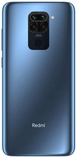 Celular Redmi Note 9 - 128 GB da Xiaomi.