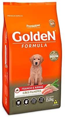 Ração GoldeN Formula