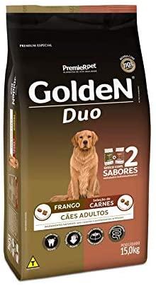 Ração Golden Duo