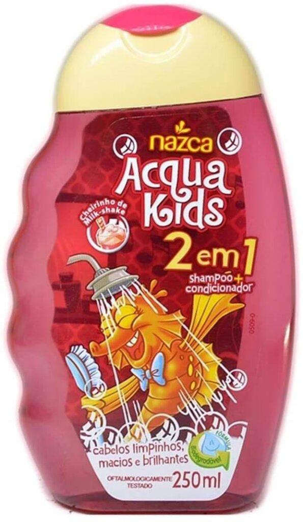 Shampoo vegano Acqua Kids