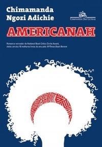 Capa do livro Americanah.