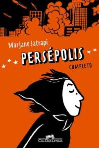 Capa do livro Persépolis (HQ)