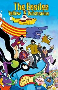 Capa do livro Yellow Submarine (HQ).