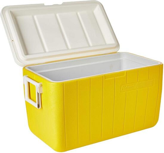 caixa térmica para kit de cozinha para camping