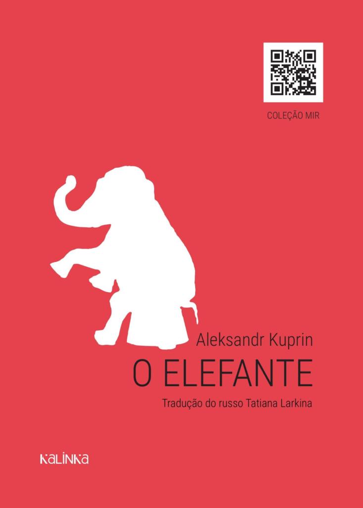 Livro O Elefante.