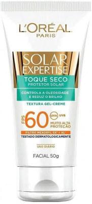 Protetor solar L'Oreal.