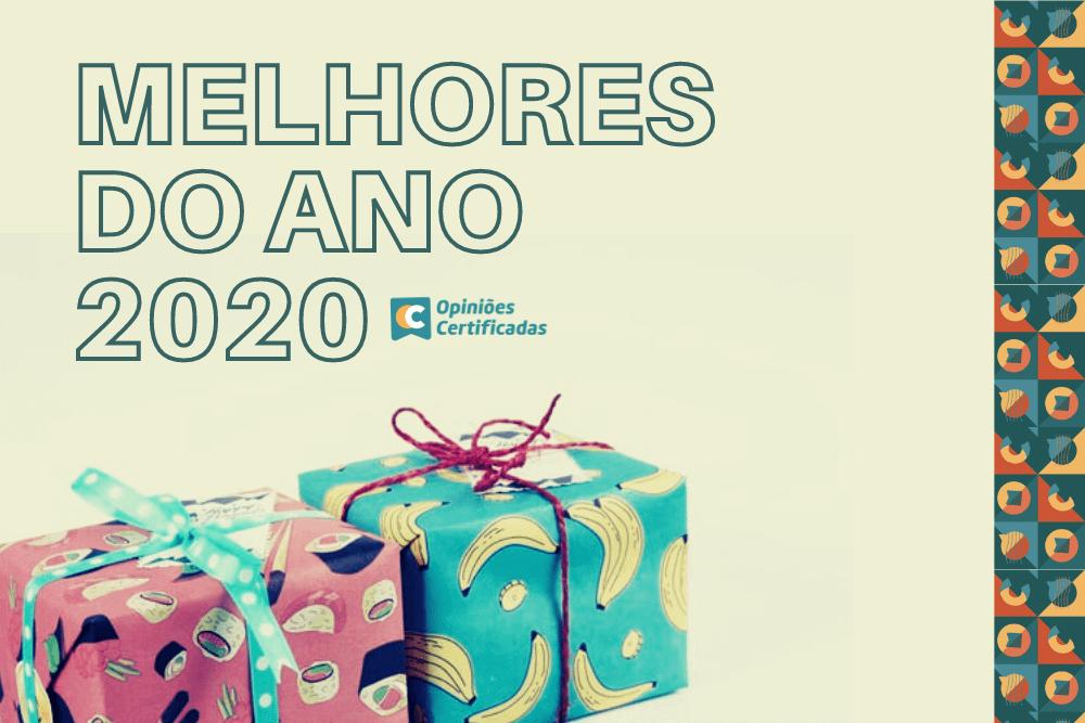 Capa Do Post De Melhores Do Ano (2020).