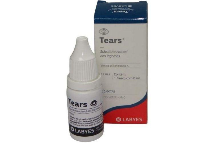 colírio Tears para cachorros