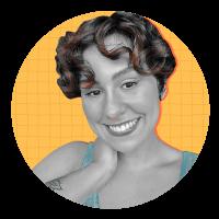 Foto de perfil da Suzana.