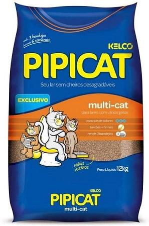como cuidar de gatos granulado sanitário de argila esmectita pipicat