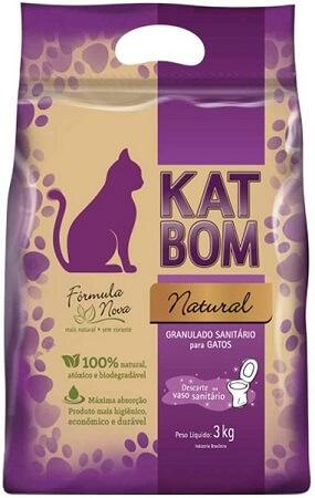 como cuidar de gatos granulado sanitário de cereais katbom