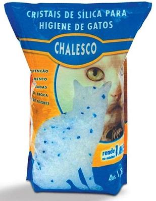 como cuidar de gatos granulado sanitário sílica chalesco