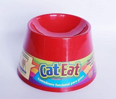 como cuidar de gatos comedouro elevado pet games