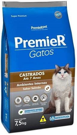 como cuidar de gatos ração super premium premier