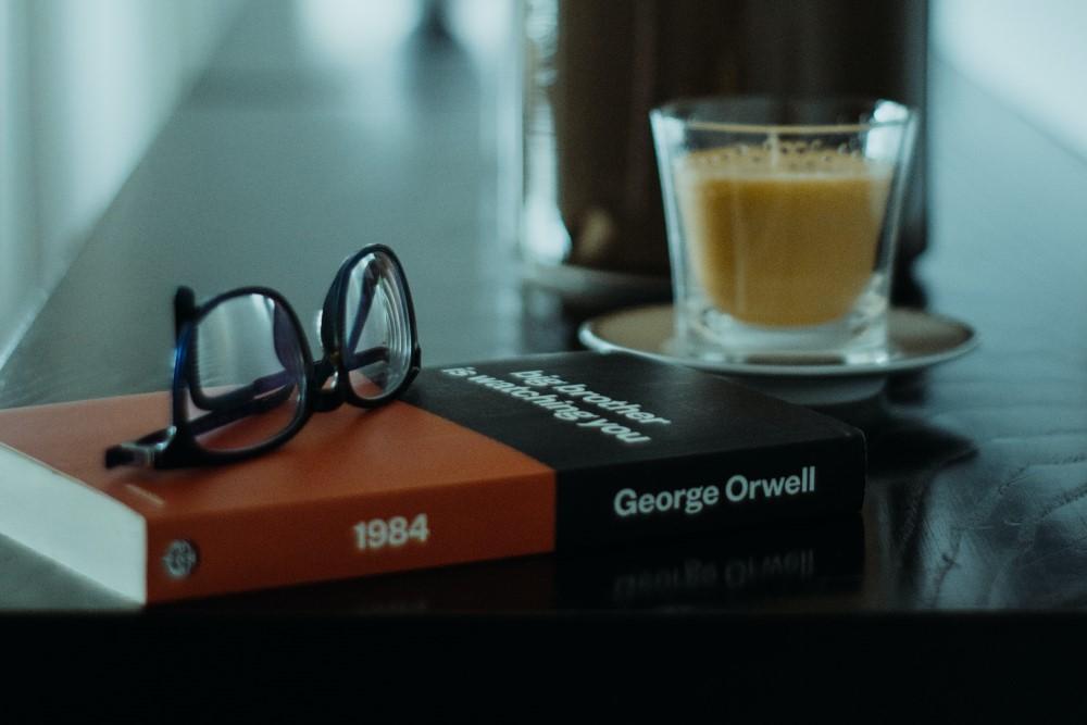 Livros De George Orwell