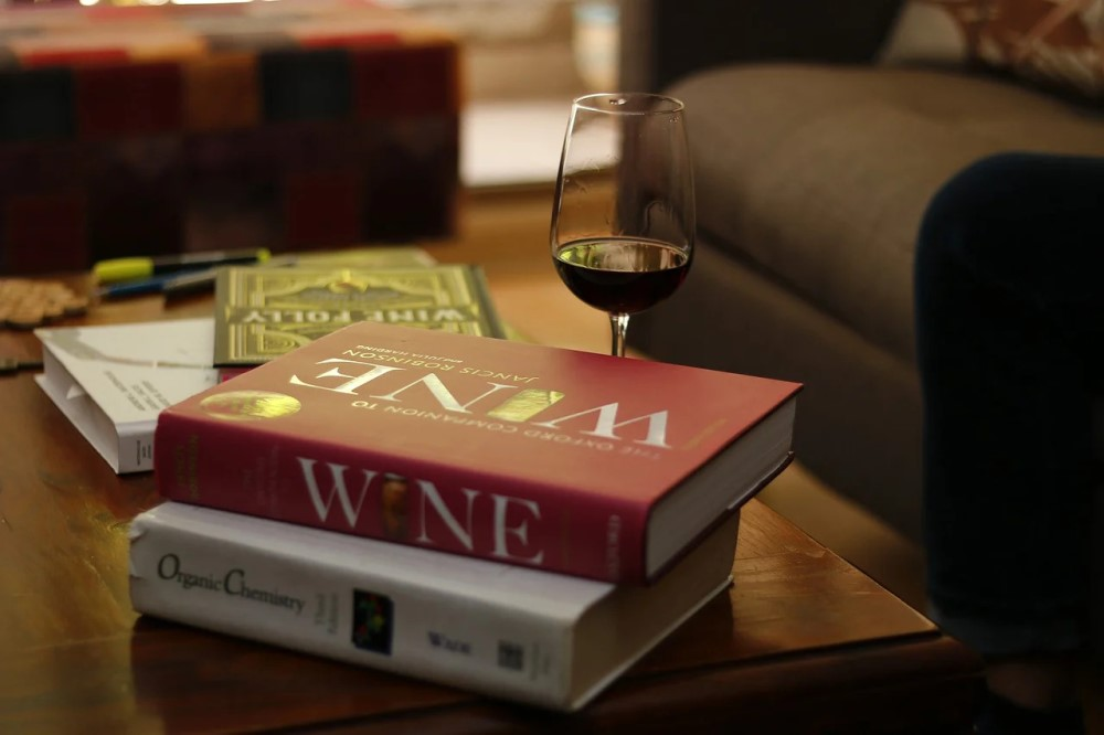 Livros Sobre Vinho