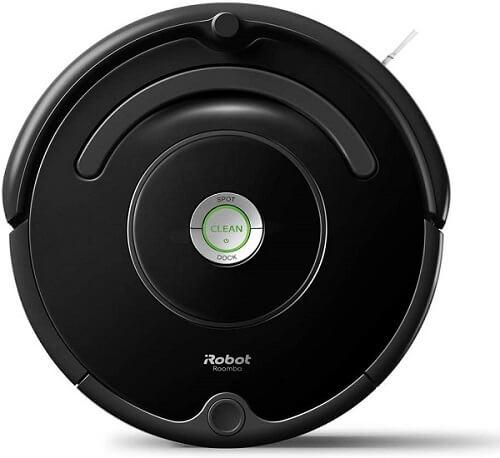 Robô aspirador iRobot Roomba 614