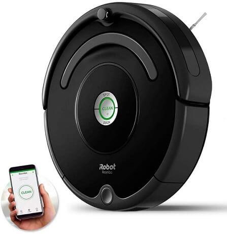 Robô aspirador iRobot Roomba 675