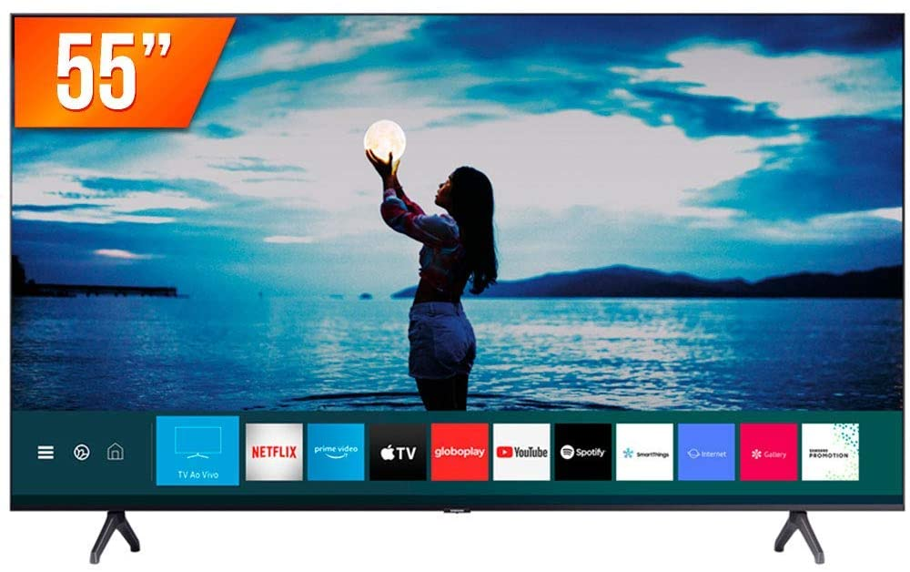 qual a melhor tv 4k do mercado