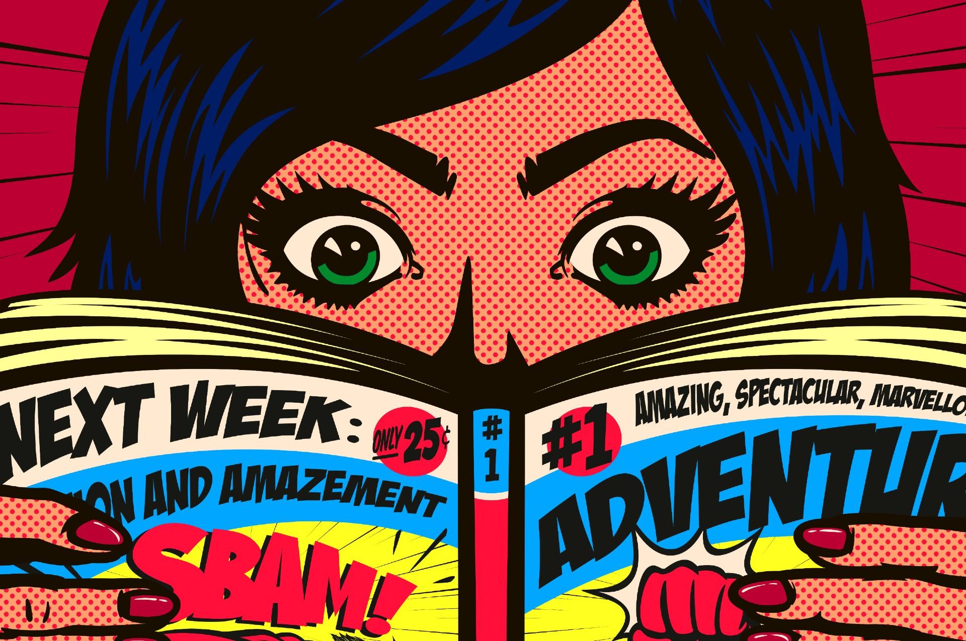 Livros Em Quadrinhos