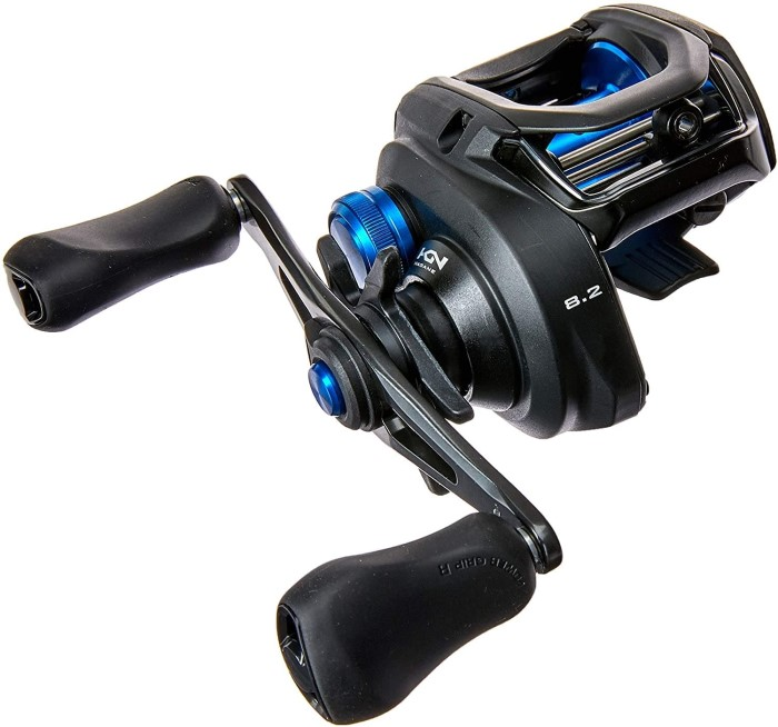 melhor carretilha de pesca Shimano SLX 150XG