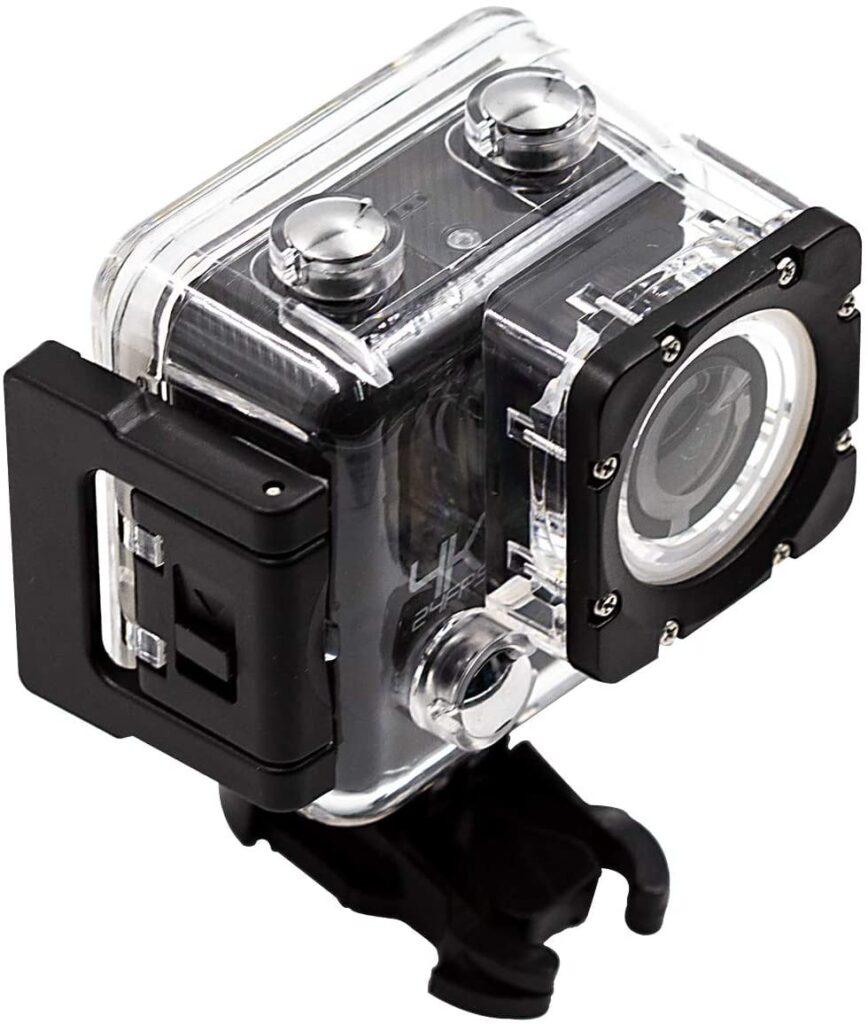 câmera de ação boa e barata - Action Câmera 4k Ultra HD - Haiz Shop