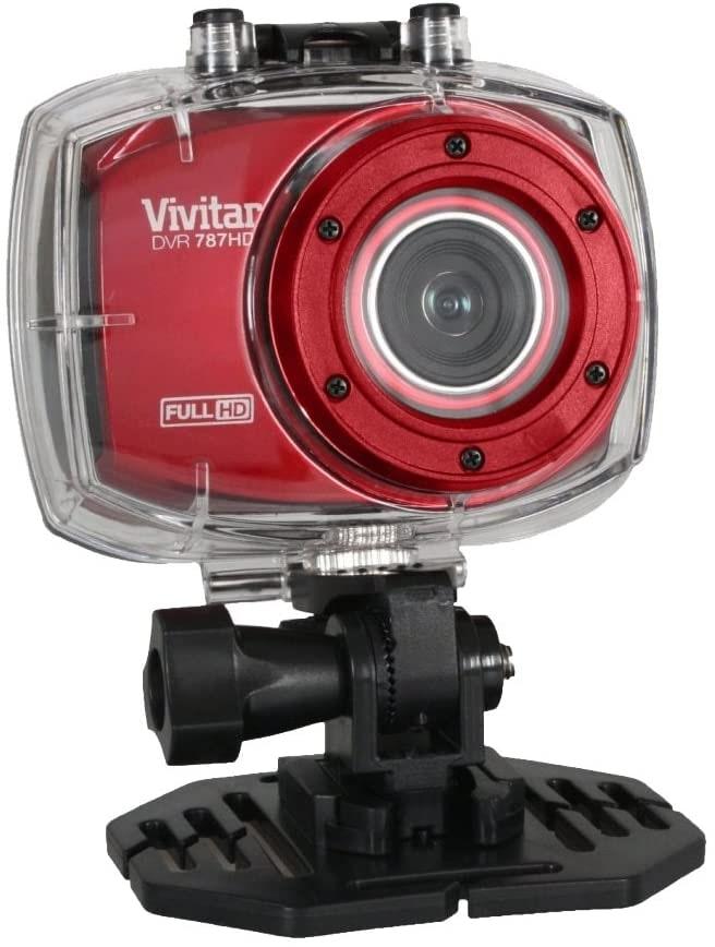 câmera de ação boa e barata Câmera Filmadora de Ação - Vivitar