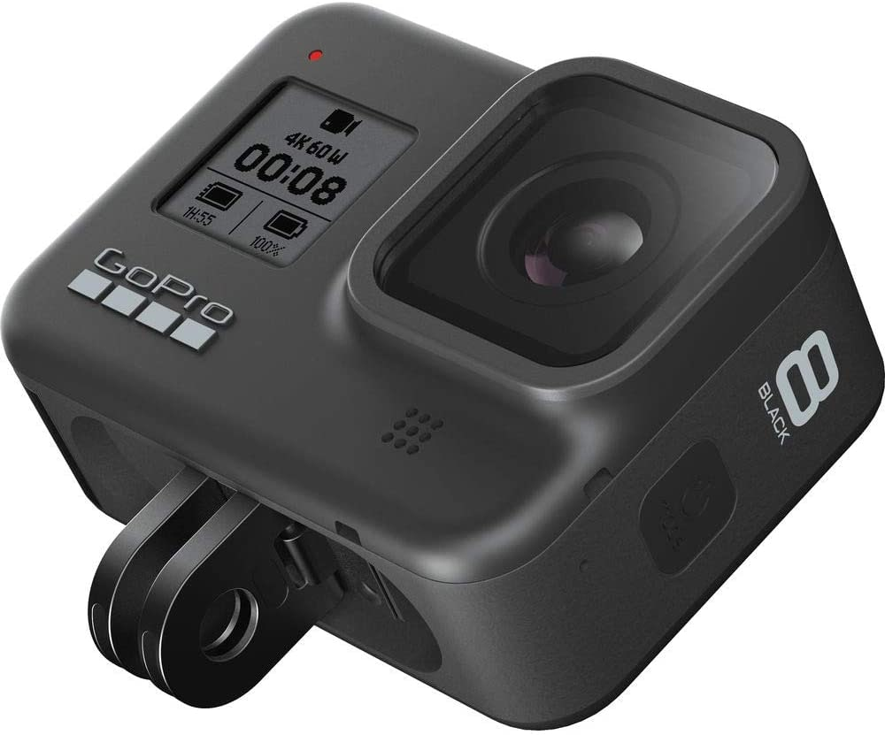 câmera de ação boa e barata - Câmera GoPro HERO8 Black à Prova D'água