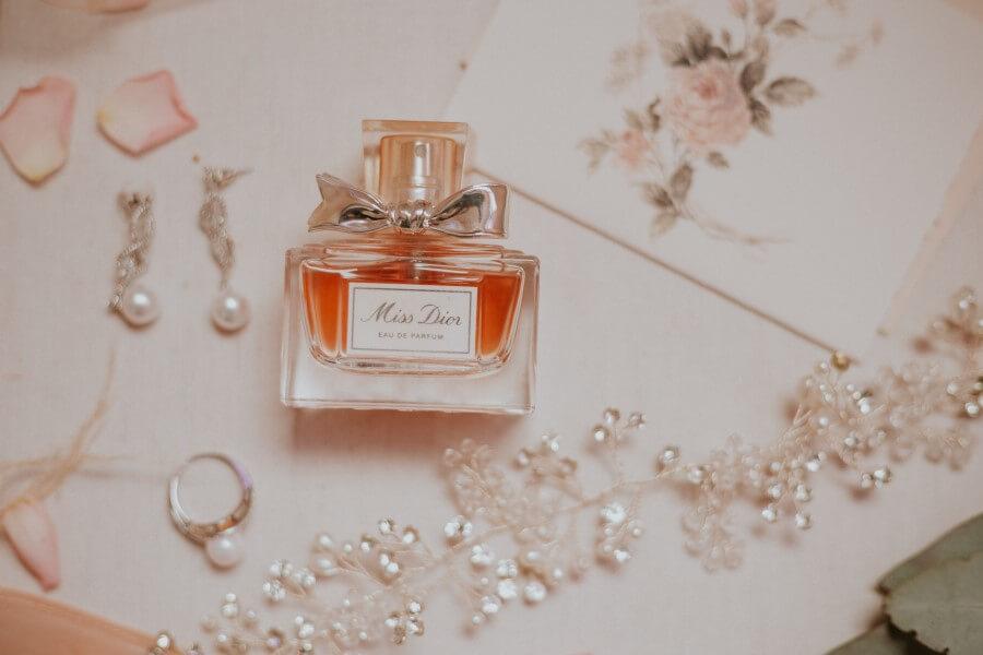 Perfume Suave Em Destaque