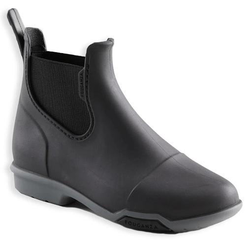 Bota de cano curto da marca Fouganza.