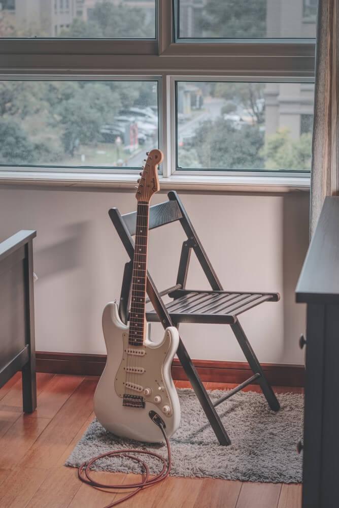 guitarra para iniciantes Stratocaster