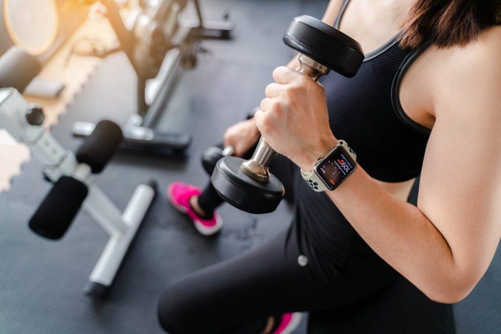 pulseiras para apple watch - exercícios físicos