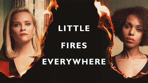 séries na amazon prime - little fires everywhere