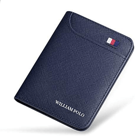 A William Polo é uma das marcas de carteiras masculinas favoritas dos homens.